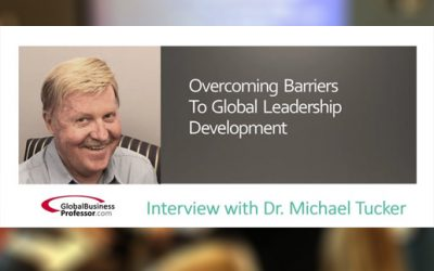 Overcoming Barriers to Global Leadership Development